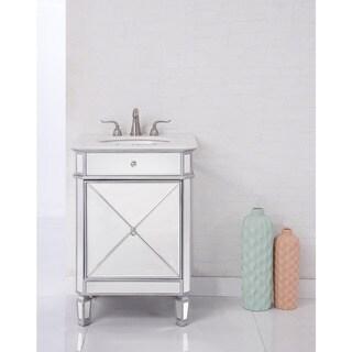 Elegant Lighting Camille 24-inch Single Bathroom Vanity