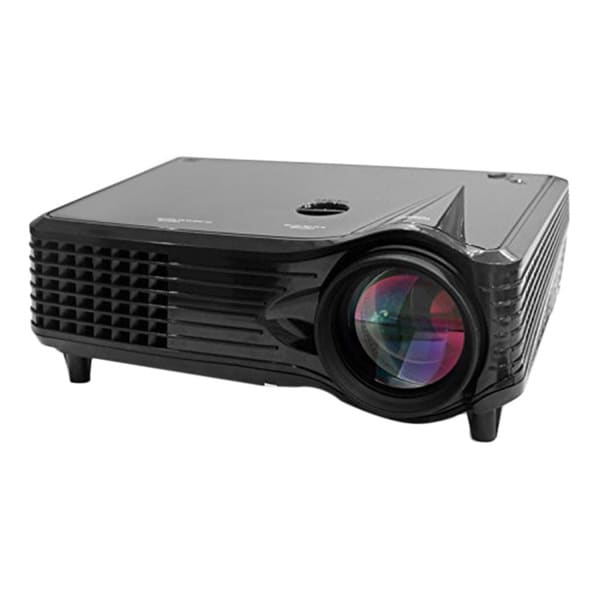 Portable LCD LED Projector 800*480 2000 Lumen 25941896