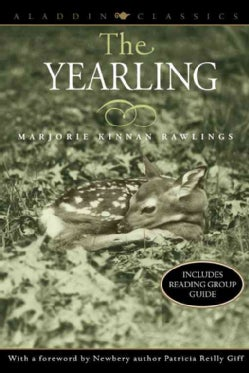 The Yearling (Paperback)