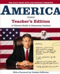 America, the Book: A Citizen's Guide to Democracy Inaction: With a Foreword by Thomas Jefferson (Paperback)