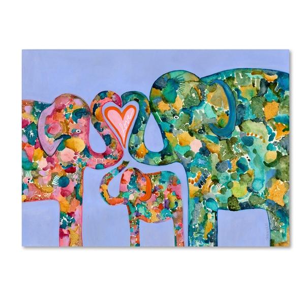 Wyanne 'Family Love' Canvas Art 25951708