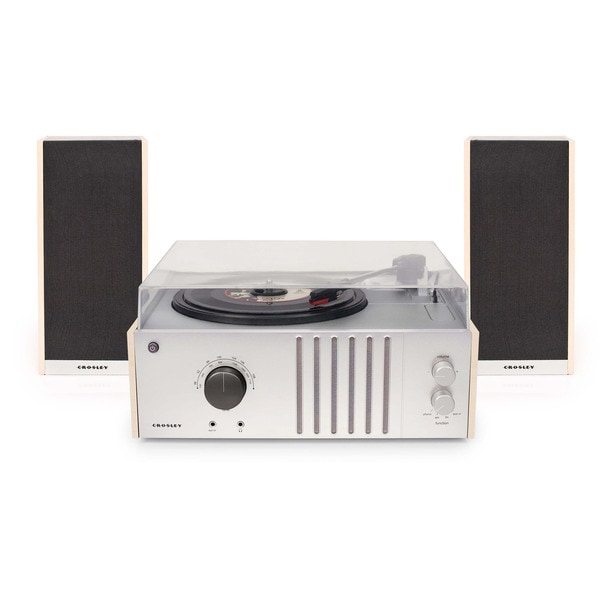 Player with Detachable Speakers- Natural 25960975