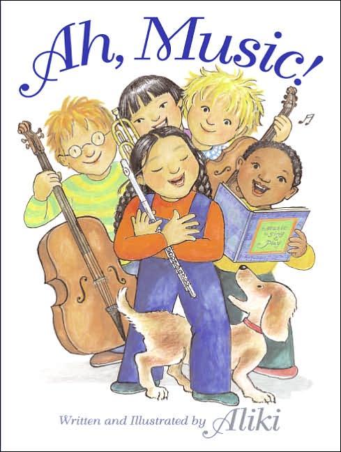 Ah, Music! (Paperback)