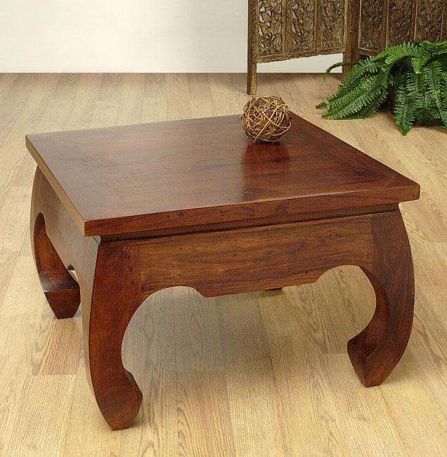 Handmade Opium Table (India)
