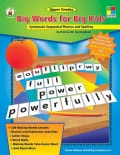 Big Words for Big Kids: Systematic Sequential Phonics And Spelling (Paperback)