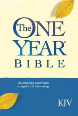 One Year Bible: Arranged in 365 Daily Readings King James Version (Paperback)
