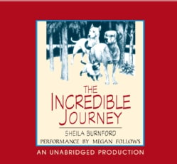 The Incredible Journey (CD-Audio)
