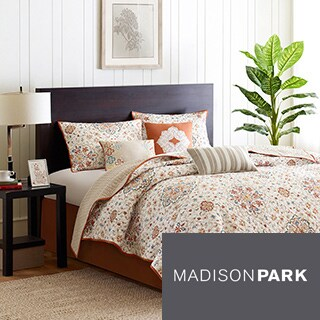 Madison Park Maya 6-piece Coverlet Set