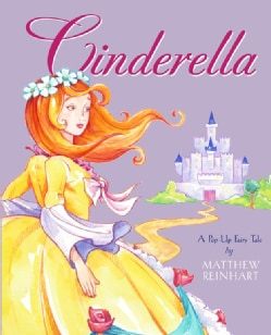 Cinderella: A Pop-Up Fairy Tale (Hardcover)