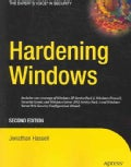 Hardening Windows (Paperback)