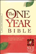 The One Year Bible: New Living Translation (Paperback)