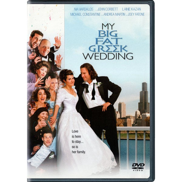 My Big Fat Greek Wedding (DVD) 196011