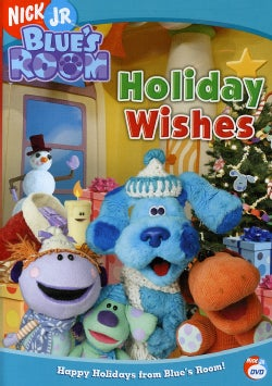 Blue's Clues: Holiday Wishes (DVD)