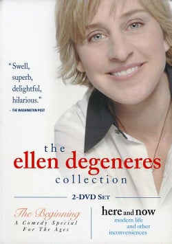 Ellen Degeneres: The Beginning/Here and Now (DVD)