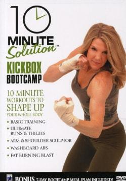 10 Minute Solutions Kickbox Bootcamp (DVD)
