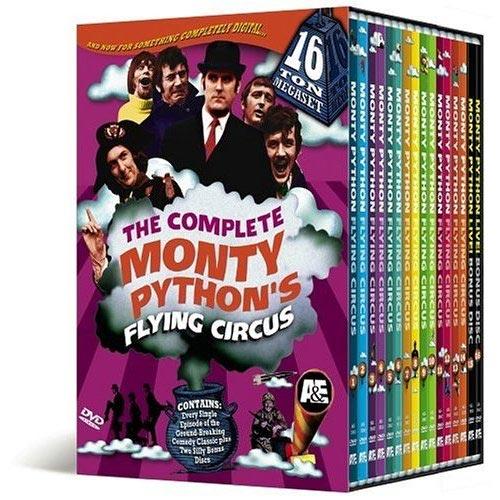 16-Ton Monty Python Megaset (DVD)