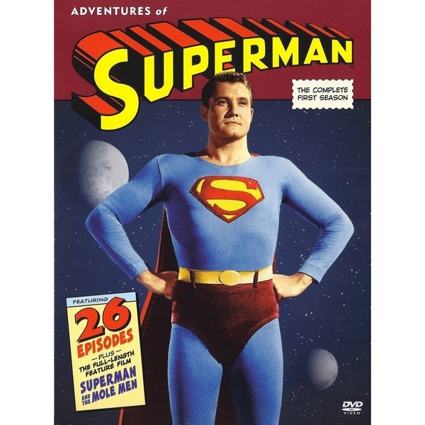 The Adventures of Superman: The Complete 1st Season (DVD) 1835875