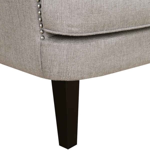 Lunar Storm Fabric Upholstered Arm Chair 26131361