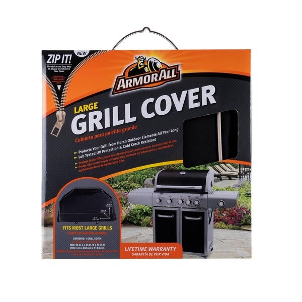 Armor All 65 Grill Cover 26139541