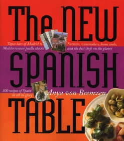 The New Spanish Table (Paperback)