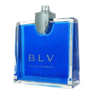 Bvlgari BLV Men's 3.4-ounce (Tester) Cologne Spray