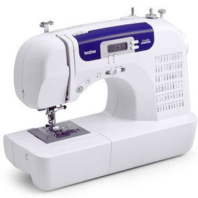 Brother CS 6000T Computerized Sewing Machine (Refurb)