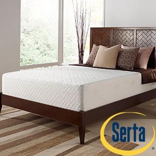 Serta Deluxe 12-inch King-size Memory Foam Mattress