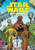 Star Wars Clone Wars Adventures 4 (Paperback)