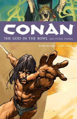 Conan 2: The God in the Bowl And Other Stories (Paperback)