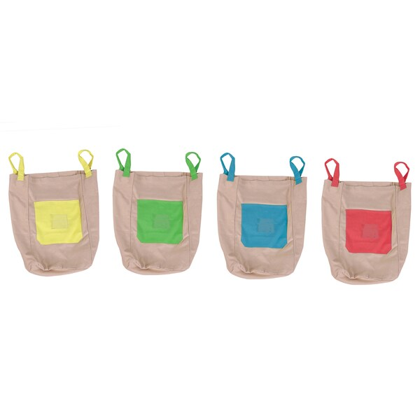 Pacific Play Tents Jumping Sacks (Set of 4) 26243750