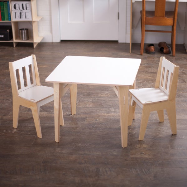 Wooden Kids Table and Chairs 26246355