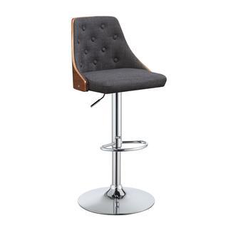 Acme Furniture Cacelia Adjustable Stool with Swivel