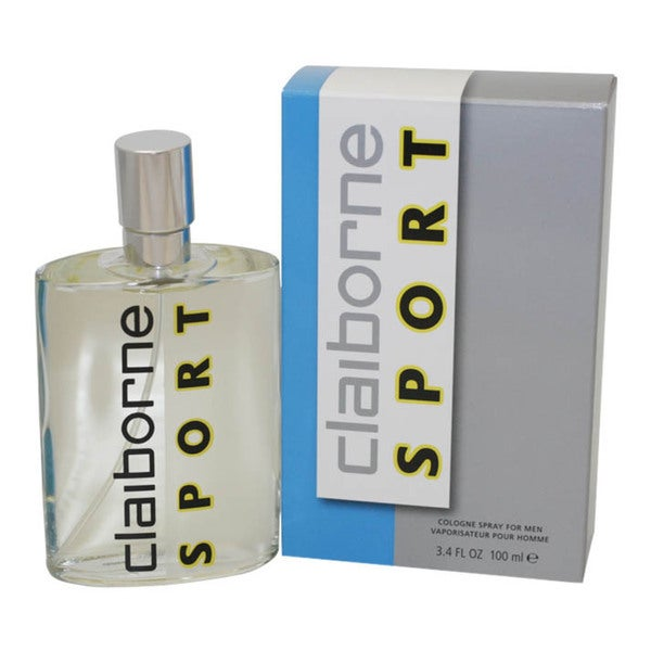 Claiborne Sport Cologne Spray 3.4-ounce for Men