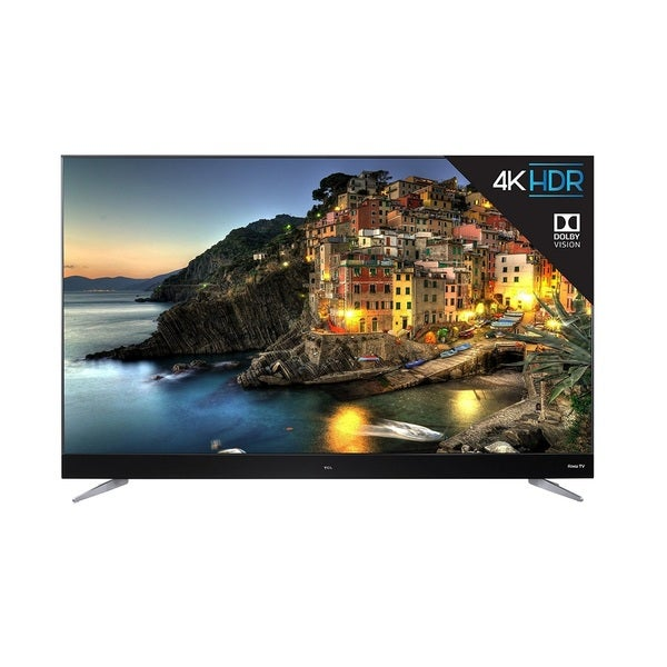 TCL 55C807 55 4K LED-LCD Roku TV