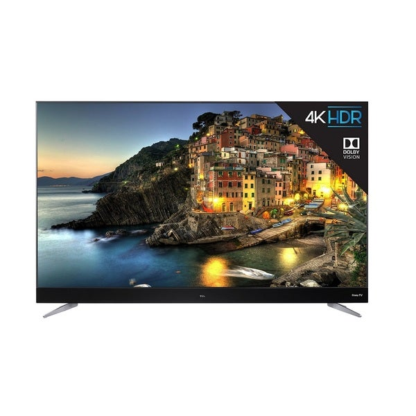 TCL 65C807 65 4K LED-LCD Roku TV