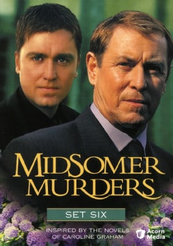 Midsomer Murders Set 6 (DVD)