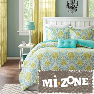 Mi-Zone Paige 3-piece Duvet Cover Set