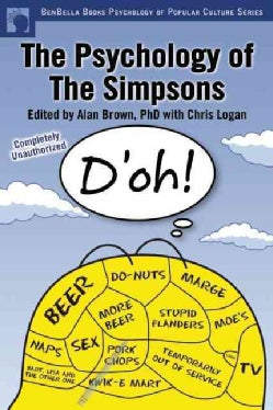 The Psychology of the Simpsons: D'oh! (Paperback)