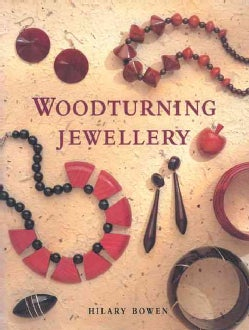 Woodturning Jewellery (Paperback)