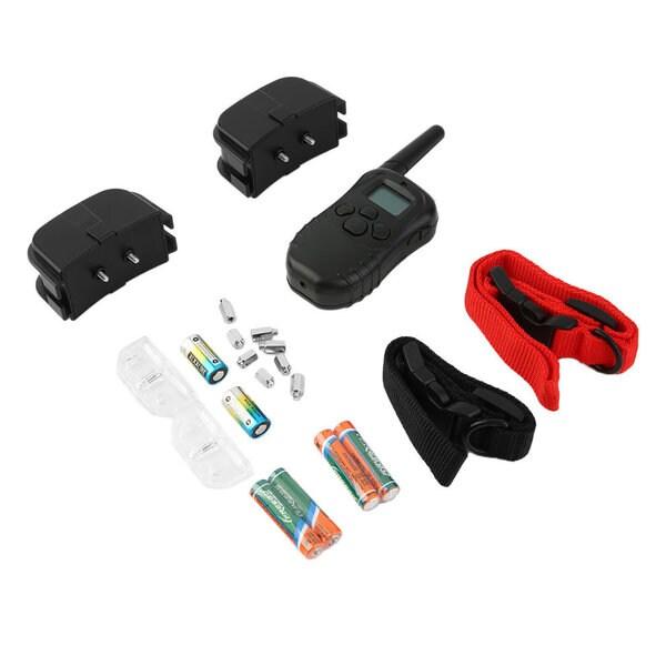 Battery Powered Vibrate Remote Dog Train Anti Bark Collar 26283008