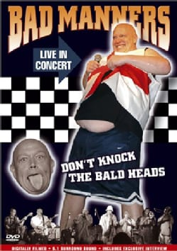 Bad Manners: Don't Knock the Bald Heads (DVD)