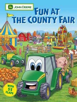 Fun at the County Fair (Hardcover)