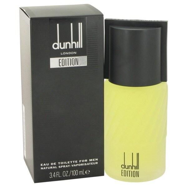 Dunhill Edition Men's 3.4-ounce Eau de Toilette Spray