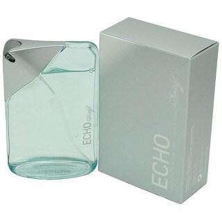 Davidoff Echo Men's 1.7-ounce Eau de Toilette Spray