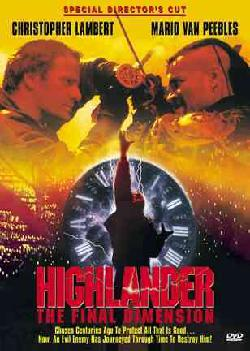 Highlander: The Final Dimension (DVD)