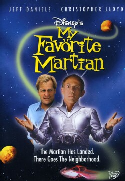 My Favorite Martian (DVD)