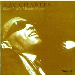Ray Charles - Blues Is My Middle Name