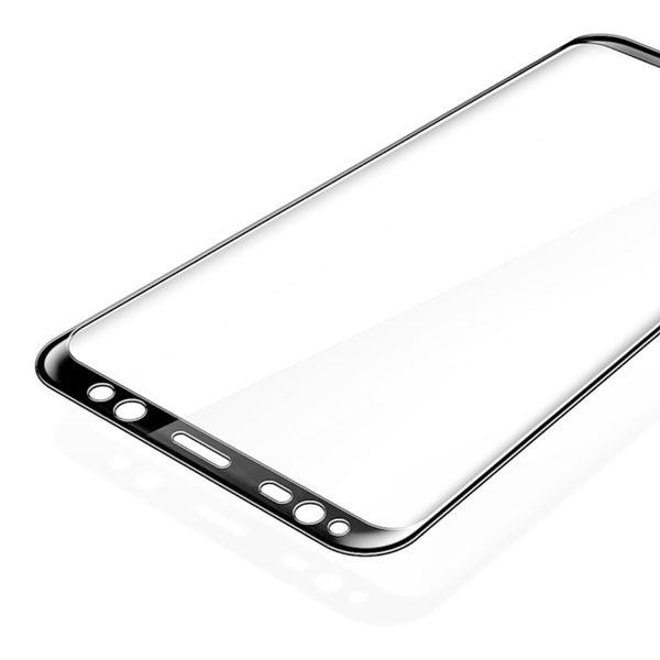 Samsung Galaxy S8 3D Curved Full Cover Tempered Glass Protector 0.3Mm 26399607
