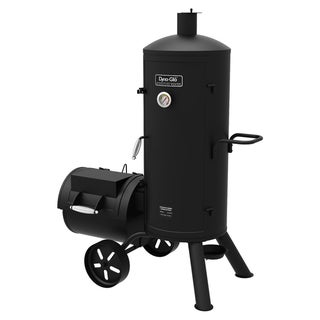 Dyna-Glo Signature Series DGSS1382VCS-D Heavy-Duty Vertical Offset Charcoal Smoker and Grill