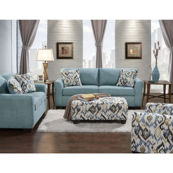 Mazemic Sofa and Loveseat Set